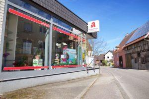 Schildwach Apotheke in Epfenbach